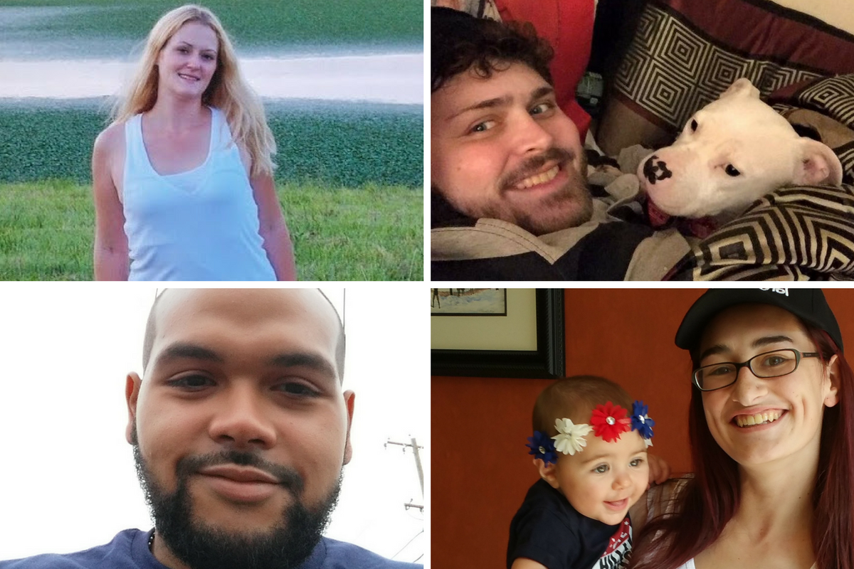 'God have mercy on people who judge': Tributes to loved ones lost to heroin addiction