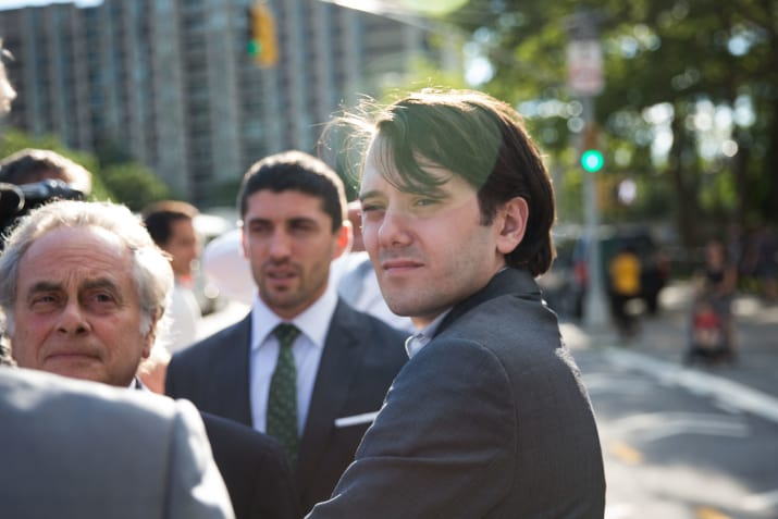 """Pharma Bro"" Martin Shkreli Has Been Convicted At His Securities Fraud Trial"