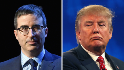 John Oliver Trashes Donald Trump's Unveiled Plan To Combat Opioid Crisis