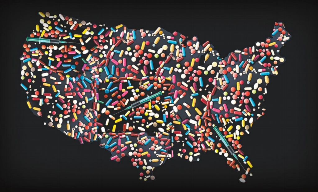 The Opioid Epidemic in America