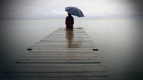 Being Alone Hurts, the Pain Can Help You Heal