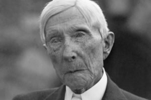 How Rockefeller Founded Big Pharma And Waged War On Natural Cures