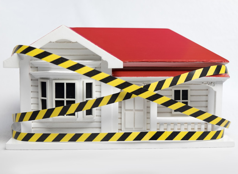 Cleaning up Contamination: What Happens to Meth Houses