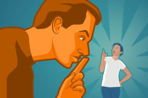 6 Tactics Narcissists Will Use To Silence You