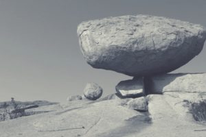 Can't Go No Contact With Your Narcissist? Use The Gray Rock Method Instead.